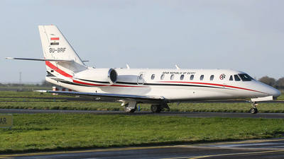 SU-BRF - Cessna 680 Citation Sovereign - Egypt - Government