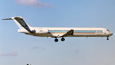 PJ-SEH - McDonnell Douglas MD-83 - ALM Antillean Airlines