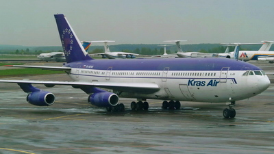 RA-86145 - Ilyushin IL-86 - Kras Air - Krasnoyarsk Airlines