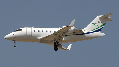 A6-MVD - Bombardier CL-600-2B16 Challenger 605 - SKA International Group