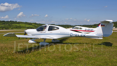 D-ELER - Diamond DA-40D Diamond Star TDI - Pivate