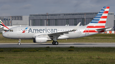 D-AVXG - Airbus A319-112 - American Airlines
