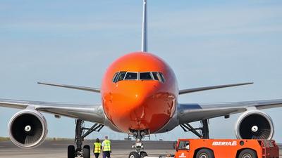 EC-LKV - Boeing 767-383(ER)(BDSF) - Gestair Cargo