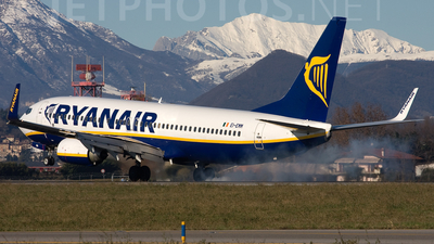EI-EMM - Boeing 737-8AS - Ryanair
