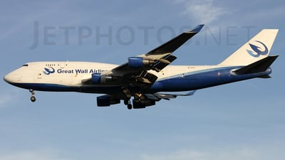 B-2430 - Boeing 747-412(BCF) - China Cargo Airlines