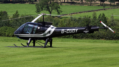 G-CUDY - Enstrom 480B - Castle Air Charters