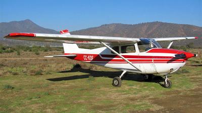 CC-KDF - Cessna 172B Skyhawk - Private