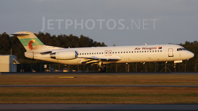 A picture of P2ANF - Fokker 100 - Air Niugini - © Craig Murray