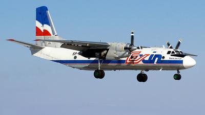 A picture of SPFDS - Antonov An26 - [12205] - © Jan Beran