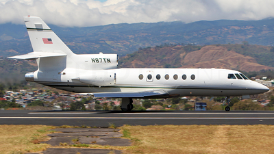 N87TN - Dassault Falcon 50 - Private