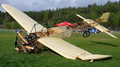 OK-OUL50 - Bleriot XI - Private