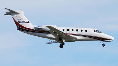 N605SA - Cessna 650 Citation III - Private