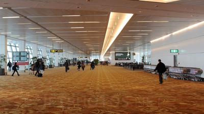 VIDP - Airport - Terminal