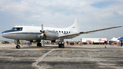 N51211 - Convair CV-580 - Private