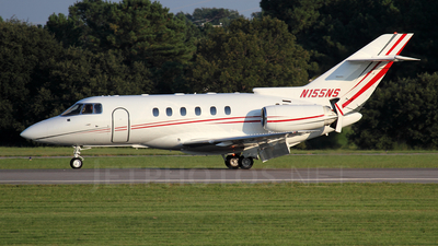 N155NS - Raytheon Hawker 800XP - Private