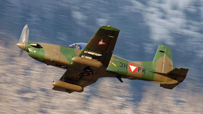 3H-FK - Pilatus PC-7 - Austria - Air Force