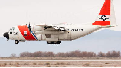 1790 - Lockheed HC-130H Hercules - United States - US Coast Guard (USCG)
