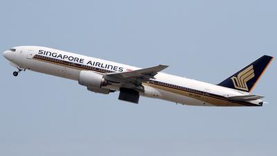 9V-SQH - Boeing 777-212(ER) - Singapore Airlines