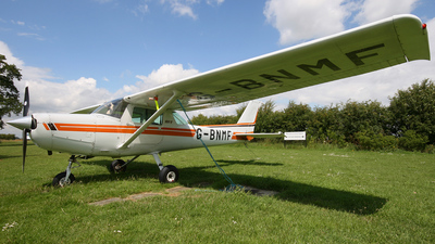 A picture of GBNMF - Cessna 152 -  - © Daniel Nicholson