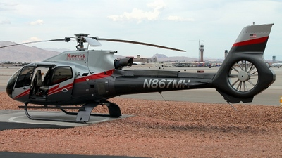 A picture of N867MH - Airbus Helicopters H130 - [4770] - © Mike Klaybourne