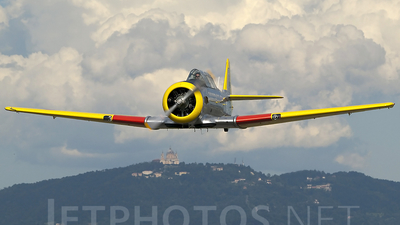 I-SSEP - North American T-6D Texan - Private