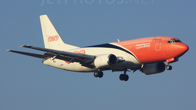 OO-TNH - Boeing 737-301(SF) - TNT Airways