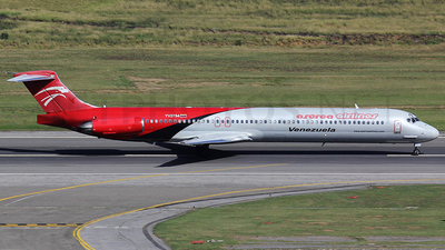 YV2754 - McDonnell Douglas MD-82 - Aserca Airlines