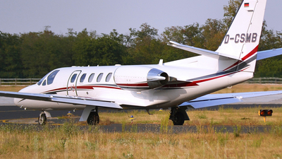 D-CSMB - Cessna 550B Citation Bravo - Private