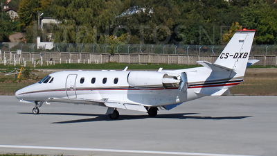 CS-DXB - Cessna 560XL Citation XLS - NetJets Europe