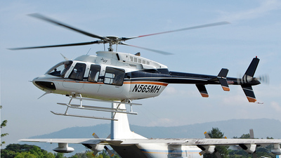 N565MH - Bell 407 - Private