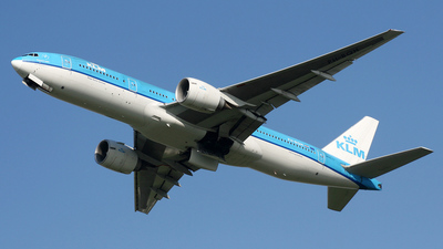 PH-BQH - Boeing 777-206(ER) - KLM Royal Dutch Airlines