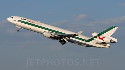 EI-UPI - McDonnell Douglas MD-11(F) - Cargoitalia