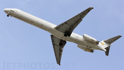 UR-BHJ - McDonnell Douglas MD-83 - Caspian Airlines (Bukovyna Aviation Enterprise)