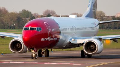 LN-DYR - Boeing 737-8JP - Norwegian