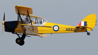 A picture of CFTBS - De Havilland DH82 Tiger Moth - [1073] - © Aldo Bidini