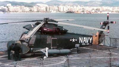 161911 - Kaman SH-2F Seaprite - United States - US Navy (USN)