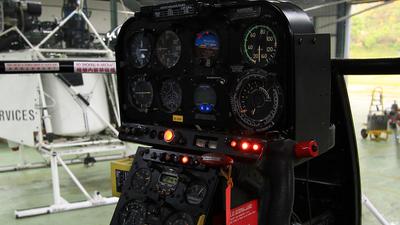 B-HJH - Aerospatiale SA315B Lama - Heliservices (Hong Kong)
