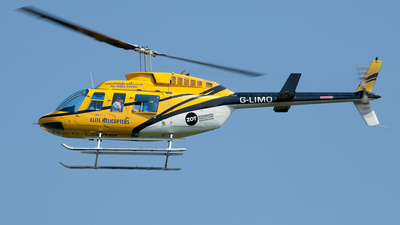 A picture of GLIMO - Bell 206L1 LongRanger II - [45476] - © Ian Busby