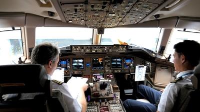 B-KQC - Boeing 777-367ER - Cathay Pacific Airways