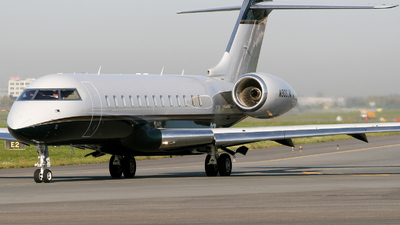 N906JW - Bombardier BD-700-1A10 Global Express - Private