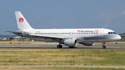 I-EEZK - Airbus A320-214 - Meridiana fly