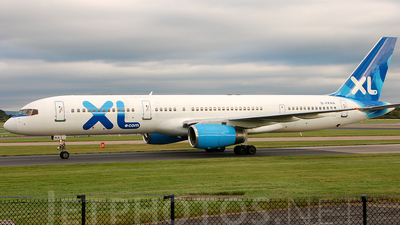 G-VKNA - Boeing 757-2Y0 - XL Airways