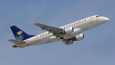 A picture of HZAEJ - Embraer E170LR - [17000145] - © Paul Denton