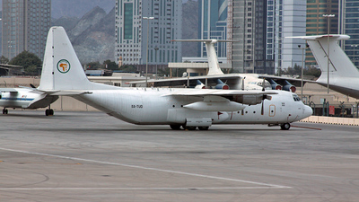 5X-TUD - Lockheed L-100-30 Hercules - Transafrik International