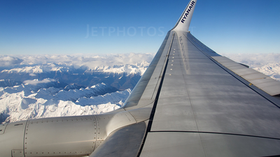 EI-DLT - Boeing 737-8AS - Ryanair