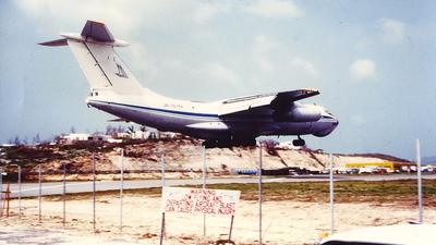 UR-76742 - Ilyushin IL-78T - BSL Airline