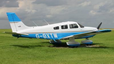G-BXTW - Piper PA-28-181 Archer III - Private