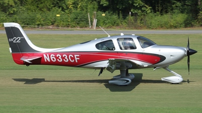 A picture of N633CF - Cirrus SR22 - [3949] - © Kevin Porter