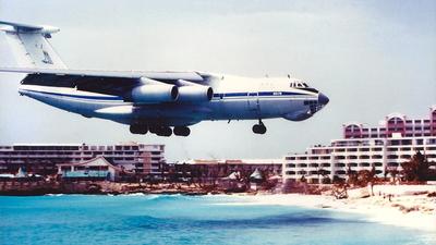 UR-76742 - Ilyushin IL-78M Midas - BSL Airline