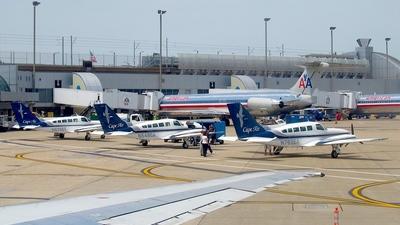 KSTL - Airport - Ramp